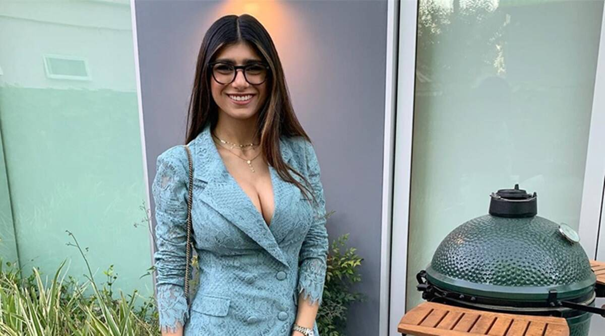 Mia khalifa adult porn Mia Khalifa On Life After Adult Films I Feel Like People Can See Through My Clothes Entertainment News The Indian Express