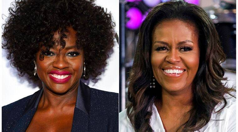 Viola Davis To Portray Michelle Obama In New Series For Showtime