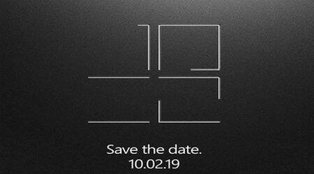 Microsoft, Microsoft October 2 event, Surface Pro 7, Surface Laptop 3, Centaurus dual screen device. Centaurus Microsoft, Windows Lite