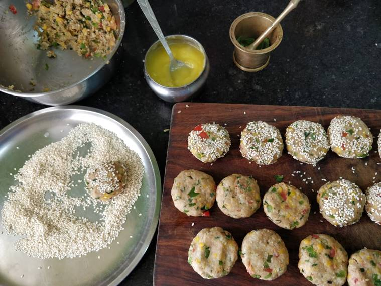 millet kebab, millet, superfood, indianexpress.com