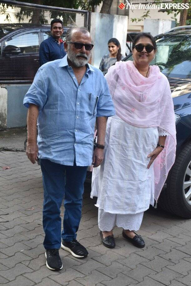pankaj kapur, supriya pathak photos