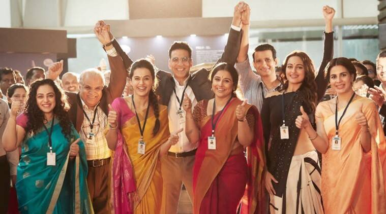 Mission Mangal box office collection Day 4:
