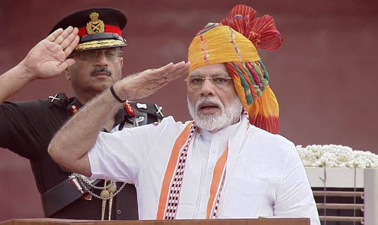 AIR broadcasts PM Modi's entire Independence-Day speech in 15 foreign languages