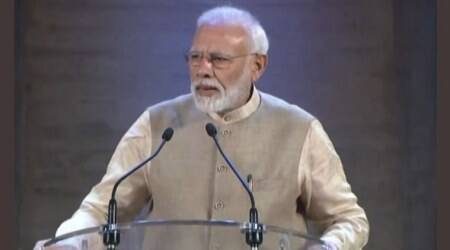 Narendra Modi at UNESCO, Narendra Modi France, Emmanuel Macron, PM Modi- Emmanuel Macron, Modi addresses Indians at Unesco