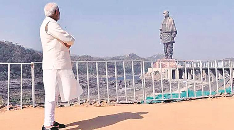 Dinosaur park among 30 projects getting ready for PM Modi's visit