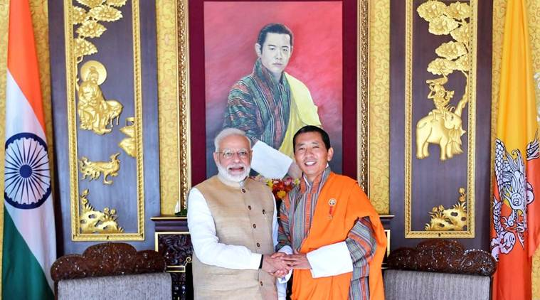 PM Modi in Bhutan, PM Modi Bhutan trip, Narendra Modi in Bhutan, modi, modi live, modi in bhutan, modi in bhutan live, narendra modi in bhutan, narendra modi live news, pm narendra modi, modi today news, narendra modi live news, pm modi in bhutan, narendra modi news