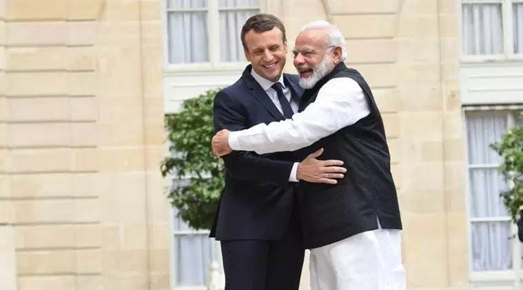PM Modi visit to France: Launch of satellites for maritime surveillance in Indo-Pacific key agenda