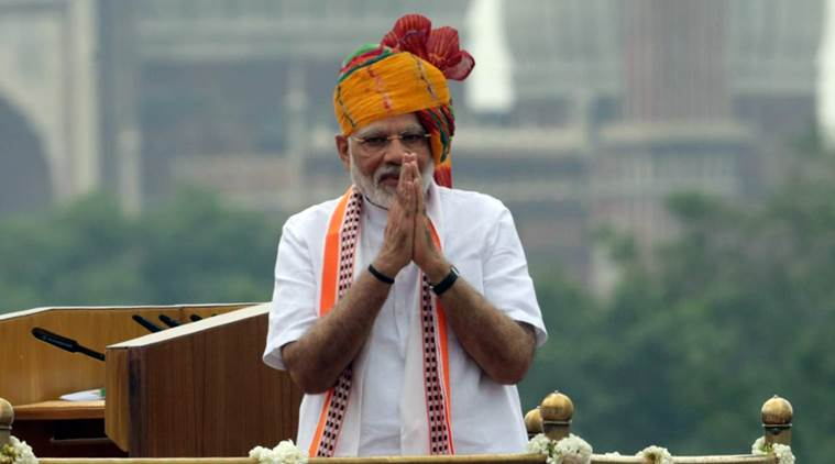 narendra modi, india independence day, modi independence day speech, full text modi independence day speech, watch modi speech live, indian express news, latest news