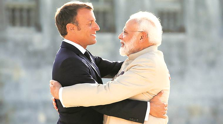 India, France condemn terror, back Afghan peace process