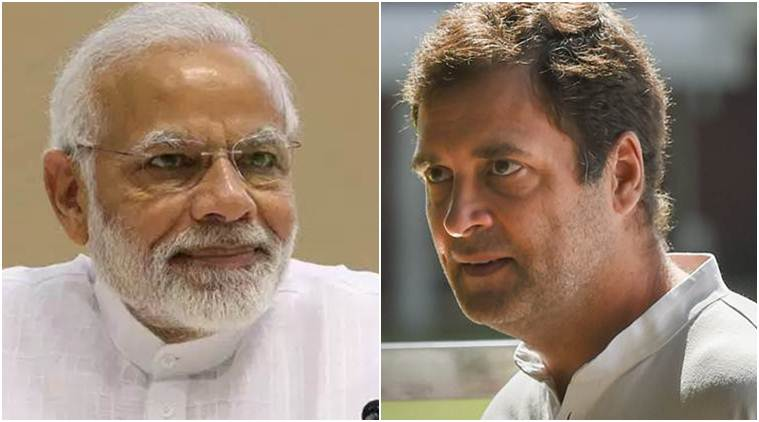 Rahul targets Modi over not visiting flood-hit Kerala
