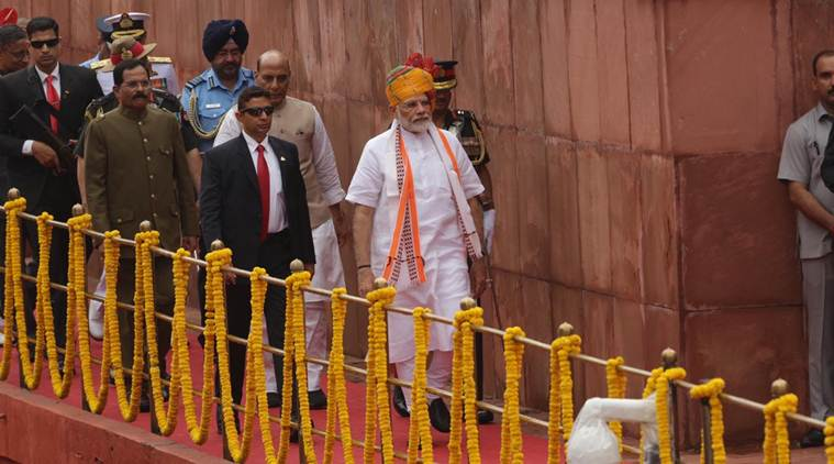 People's aspirations changing, a high jump is needed: PM Modi on Independence Day