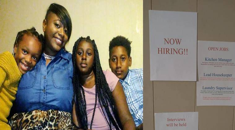'If you want it, work for it': Woman holds job interview for kids to teach them about earning
