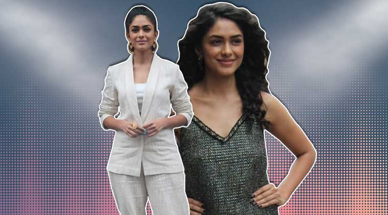 Batla House promotions: A look at Mrunal Thakur's chic looks