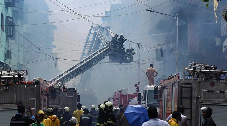 mumbai fire, Navrang building fire, fire in mumbai, mumbai Navrang building fire, mumbai city news