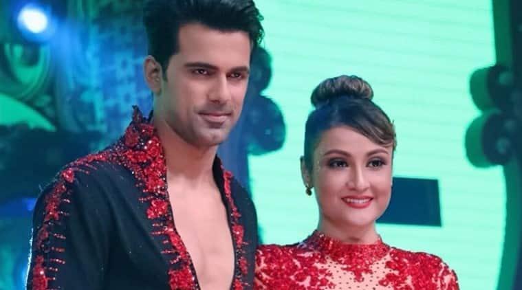 Nach Baliye 9: Urvashi Dholakia and Anuj Sachdeva get eliminated