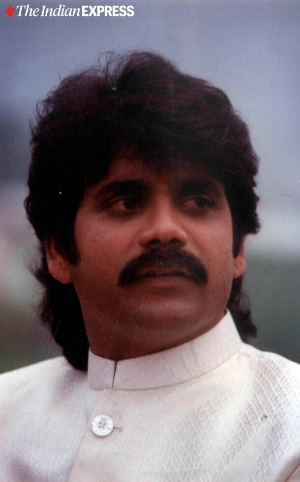 nagarjuna young age photos