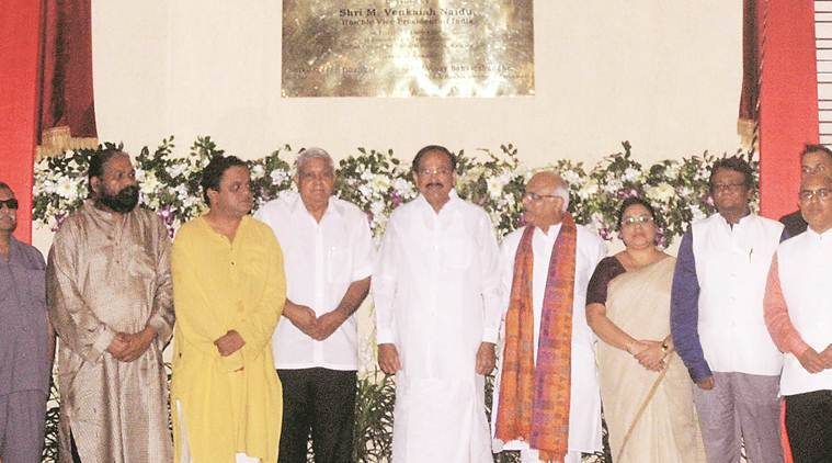 Venkaiah inaugurates Tagore's revamped mud house in Santiniketan