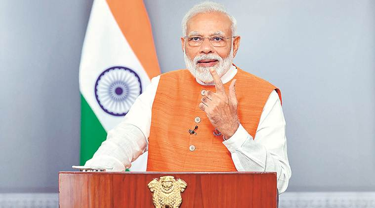 PM modi, narendra modi, constructive criticism, Malayala manorama conclave, modi speech at conclave, indian express