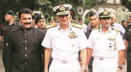 Reduced share in defence budget making it 'difficult to move with nation which wants to become $5 trillion economy': Navy Chief