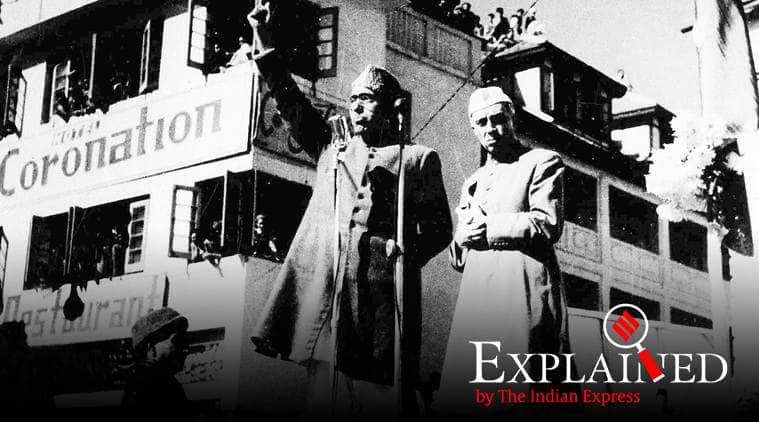 Article 370, Article 370 scrapped, Kashmir, Kashmir special status, Amit Shah, Jammu and Kashmir Reorganisation Bill, Farooq Abdullah, Narendra Modi, Mehbooba Mufti, Indian Express