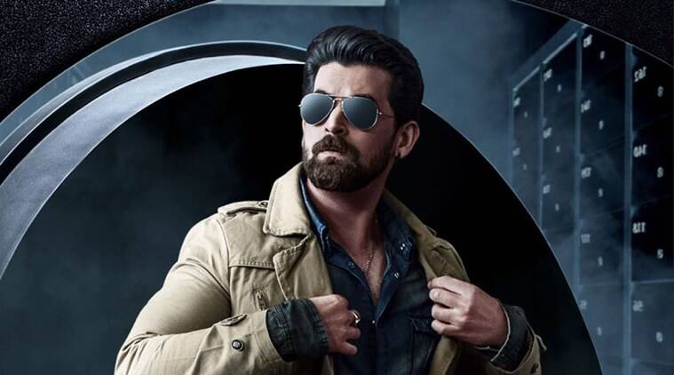 Neil Nitin Mukesh saaho look