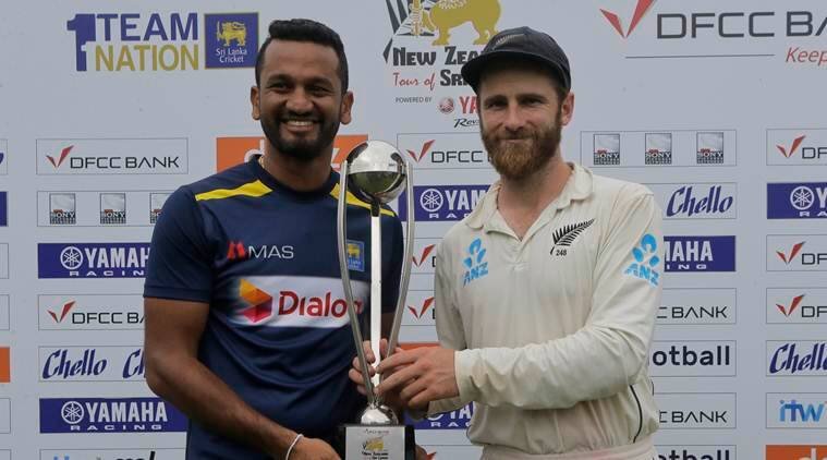 New Zealand draws Test series with innings win against Sri Lanka