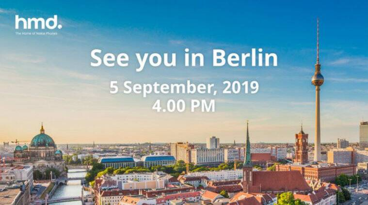 Nokia, HMD Global, Nokia 9.1 PureView, Nokia 6.2, Nokia 7.2, IFA 2019, Nokia Berlin 2019 launch event