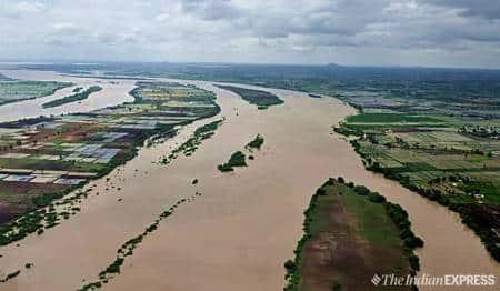 North-karnataka-floods-aerial-survey