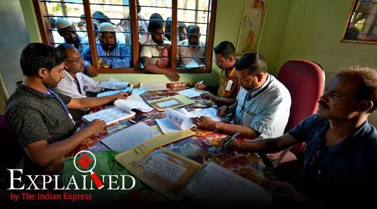 Explained: Why district-wise figures of people excluded from NRC draft matters