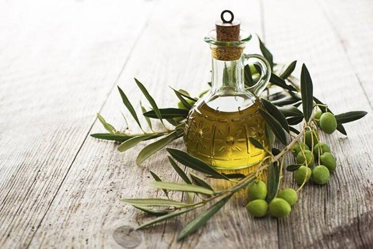 olive oil, olive oil hair mask, olive oil for hair, indian express, indian express news