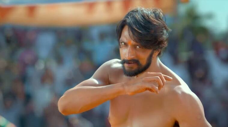 Kichcha Sudeep's Pehlwaan trailer released in Telugu
