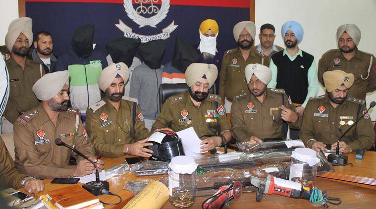 Patiala police uncover drug racket in jail