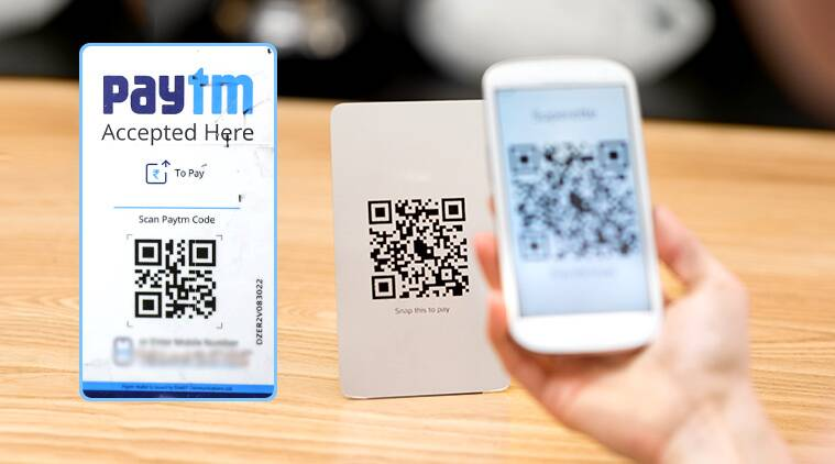 Paytm UPI QR codes: Here is how to scan a UPI QR code for payments
