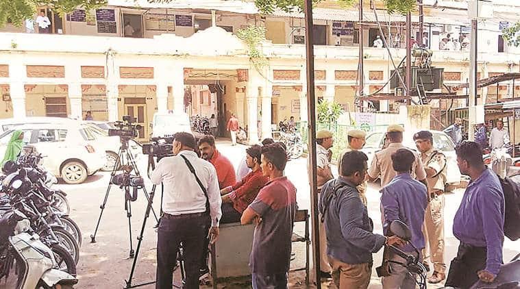 pehlu khan alwar lynching case 2017 accused acquitted, pehlu khan alwar lynching, rajasthan court pehlu khan verdict, pehlu khan lynching alwar verdict, indian express news
