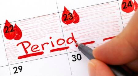 period, menstrual cycle, irregular periods, causes of irregular period, Indian express