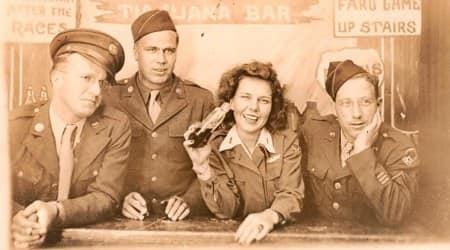 Dorothy Olsen, a pioneering pilot in World War II, dies at 103