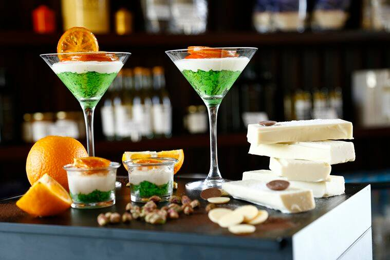 delicious recipe, mousse recipe, indian expres, independence day recipes