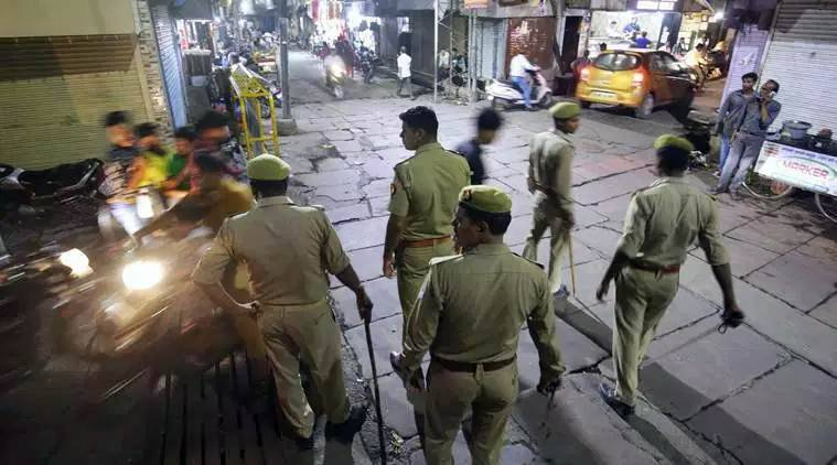Jaipur clash, internet suspended in Jaipur, Galta Gate, Jaipur Police Commissioner Anand Srivastava, Jaipur news, 2 communities clash in Jaipur, Rajasthan