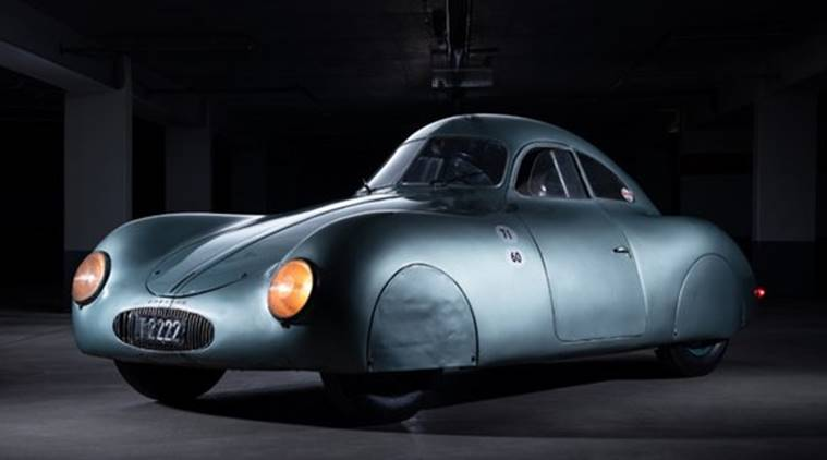 First' Porsche heads to auction, and a record price is expected
