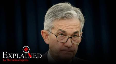 us federal reserve, us federal reserve interest rate cut, interest rate cut us federal reserve, Jerome Powell, express explained,