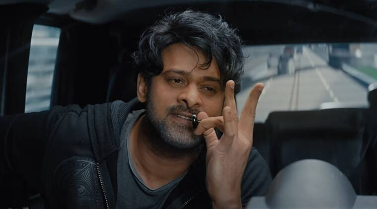 Saaho Movie Fourth 4th Day 1st Monday BOC