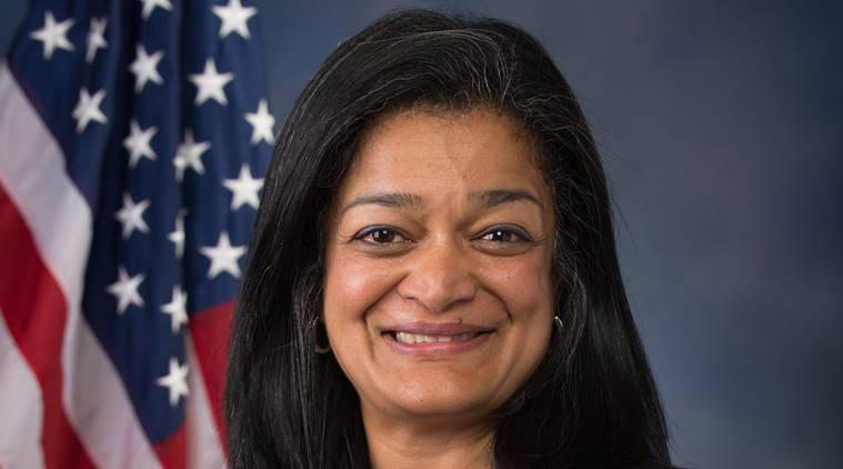 Indian-American Congresswoman 'troubled' by reports of arrests in Kashmir