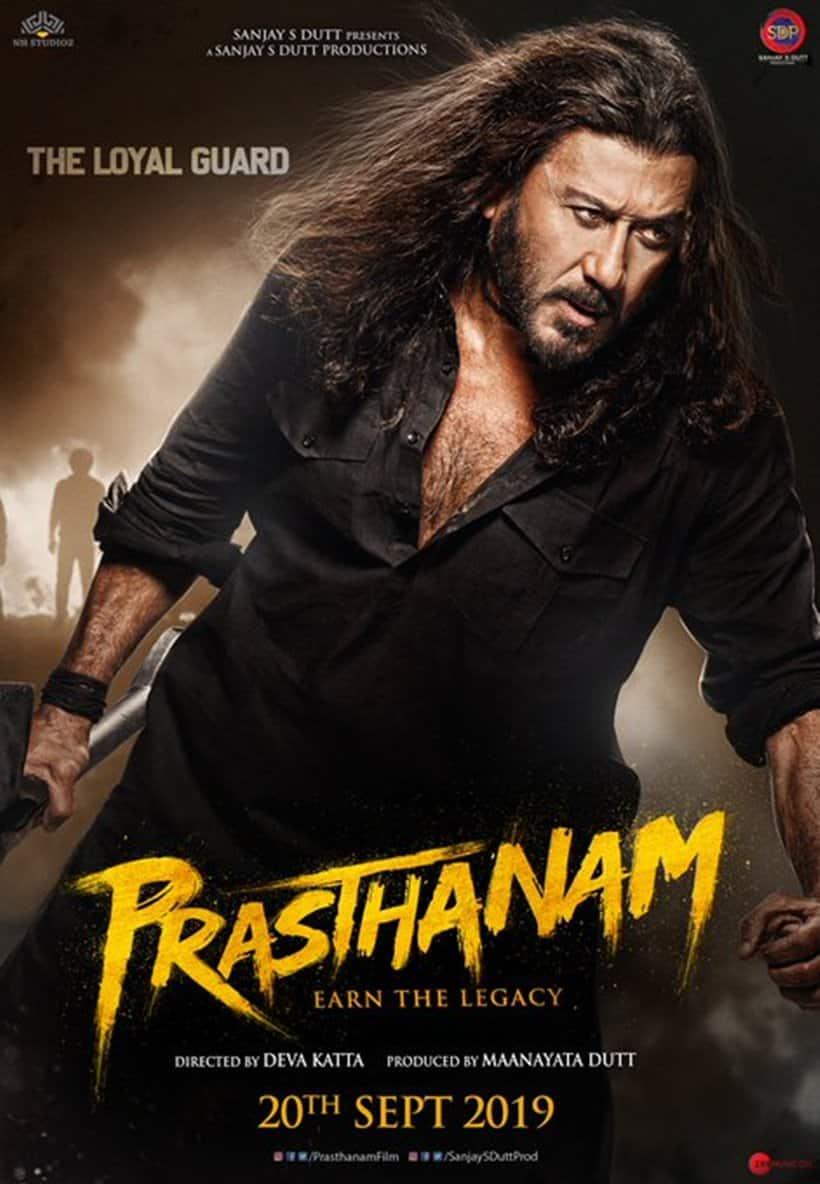 jackie shroff look in prasthanam