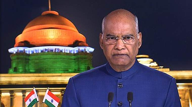 Scrapping Article 370 to bring immense benefits for JK, Ladakh: Ram Nath Kovind