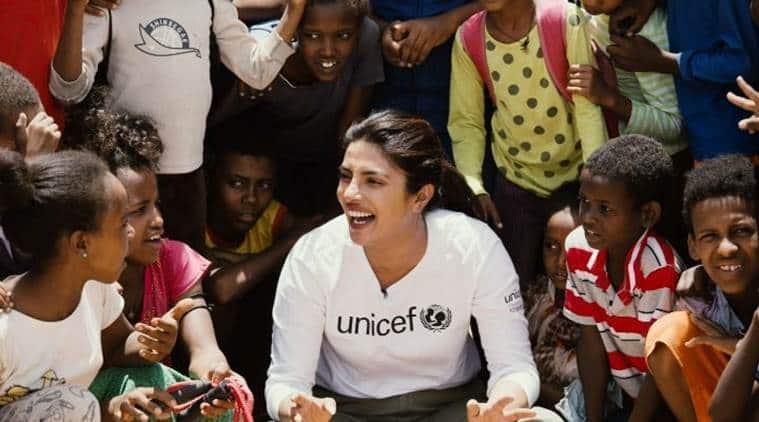 Priyanka Chopra retains right to speak in her personal capacity: United Nations