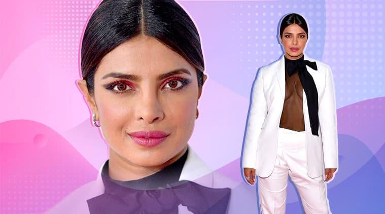 Priyanka Chopra,Priyanka Chopra beautycon, priyanka chopra, Sophie Turner , Priyanka Chopra fashion, Sophie Turner Priyanka Chopra go shopping, high street fashion Priyanka Chopra, indian express news