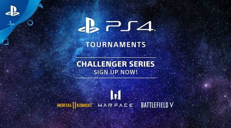Sony, Sony PS4, PS4 Tournaments: Challenger Series, PlayStation Network, PS Plus