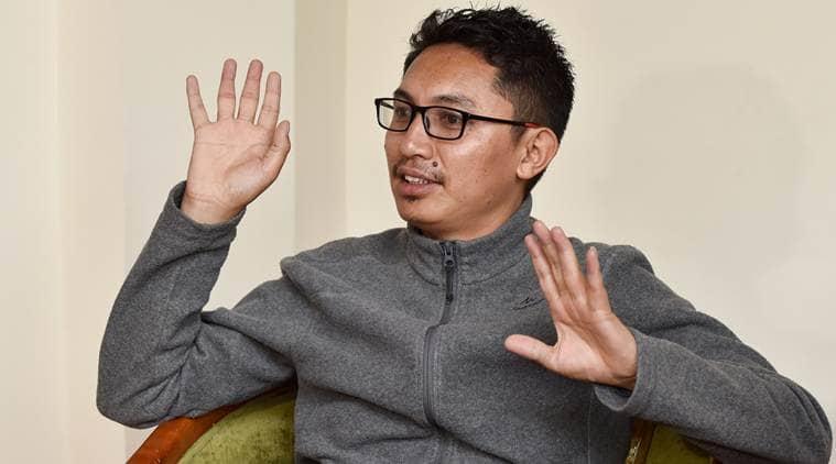 Ladakh solar power project, Jamyang Tsering Namgyal, Ladakh MP on solar power project, solar project in Ladakh, indian express news