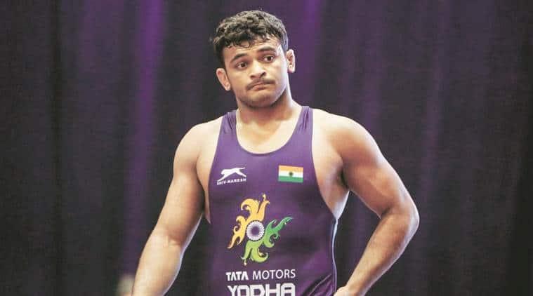 Haryana milkman's son wrestles his way to gold at world meet