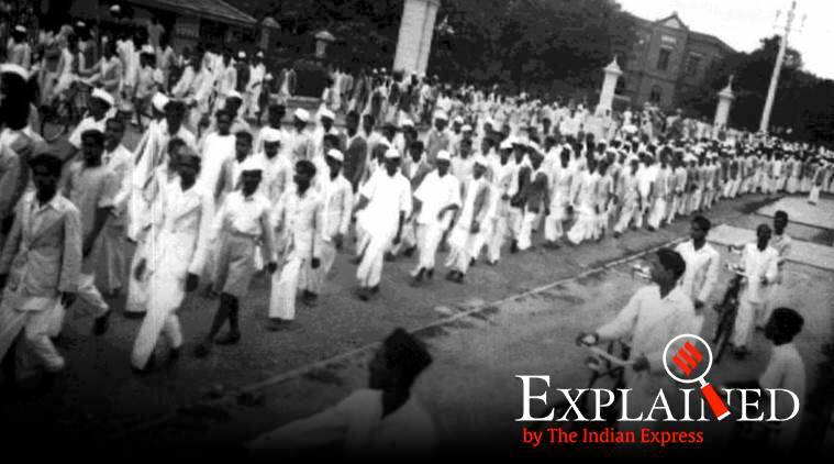 Explained: How Quit India movement gave a new direction to India's freedom struggle